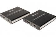 DEXLAN PROLONGATEUR KVM HDMI / USB ZERO LATENCE 1080p 60M