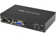 Receiver/repeater aten VGA+RS232 200M VE200R