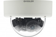 AVIGILON 12W-H3-4MH-DP1-B Caméra Dome 4 x 3 MP - 12 Mpx