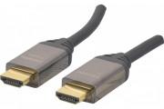 DEXLAN Cordon HDMI® Premium haute vitesse avec Ethernet - 1,5M