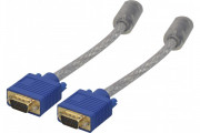 Cable svga or transparent HD15 mm - 5M