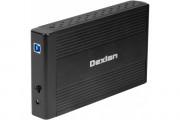 """DEXLAN Boîtier externe USB 3.0 pour disque dur 3.5"""" SATA"""
