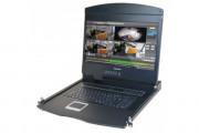"""DEXLAN Console LCD courte 16/9""""  HDMI 1080p / USB pour BAIE 600"""