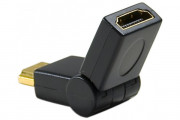 HDMI adapter articulated male/ female